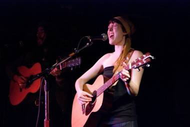 Alela Diane concert photo
