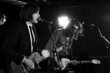 Dylan Thomas Vancouver band photo