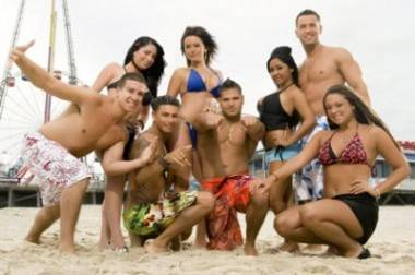 The Jersey Shore cast photo 2009