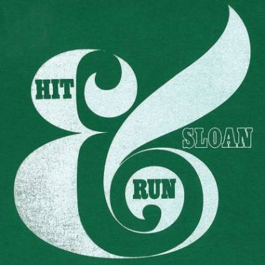Album cover image - Hit and Run by Sloan