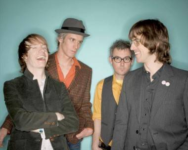 Sloan band circa 2009