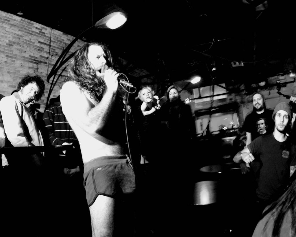Monotonix concert photo