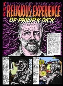 Philip K. Dick by Robert Crumb