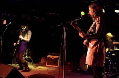 Nightwood band concert photo