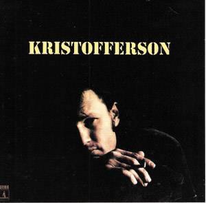 Kris Kristofferson album cover