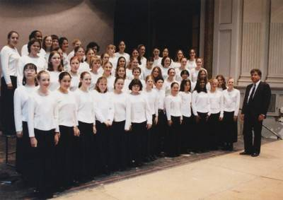 Vancouver Bach Childrens Chorus
