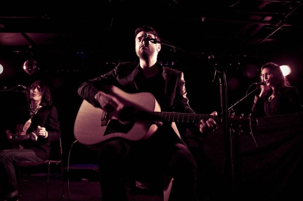 Jay Malinowski concert photo