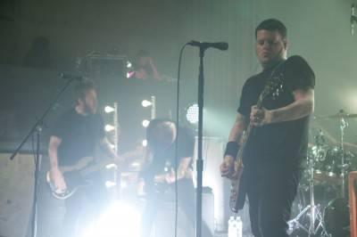 Against Me! concert photo