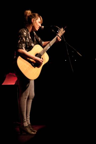 Martha Wainwright concert photo