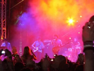 MGMT at Coachella 2010
