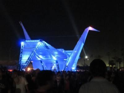 Origami Extreme at Coachella 2010