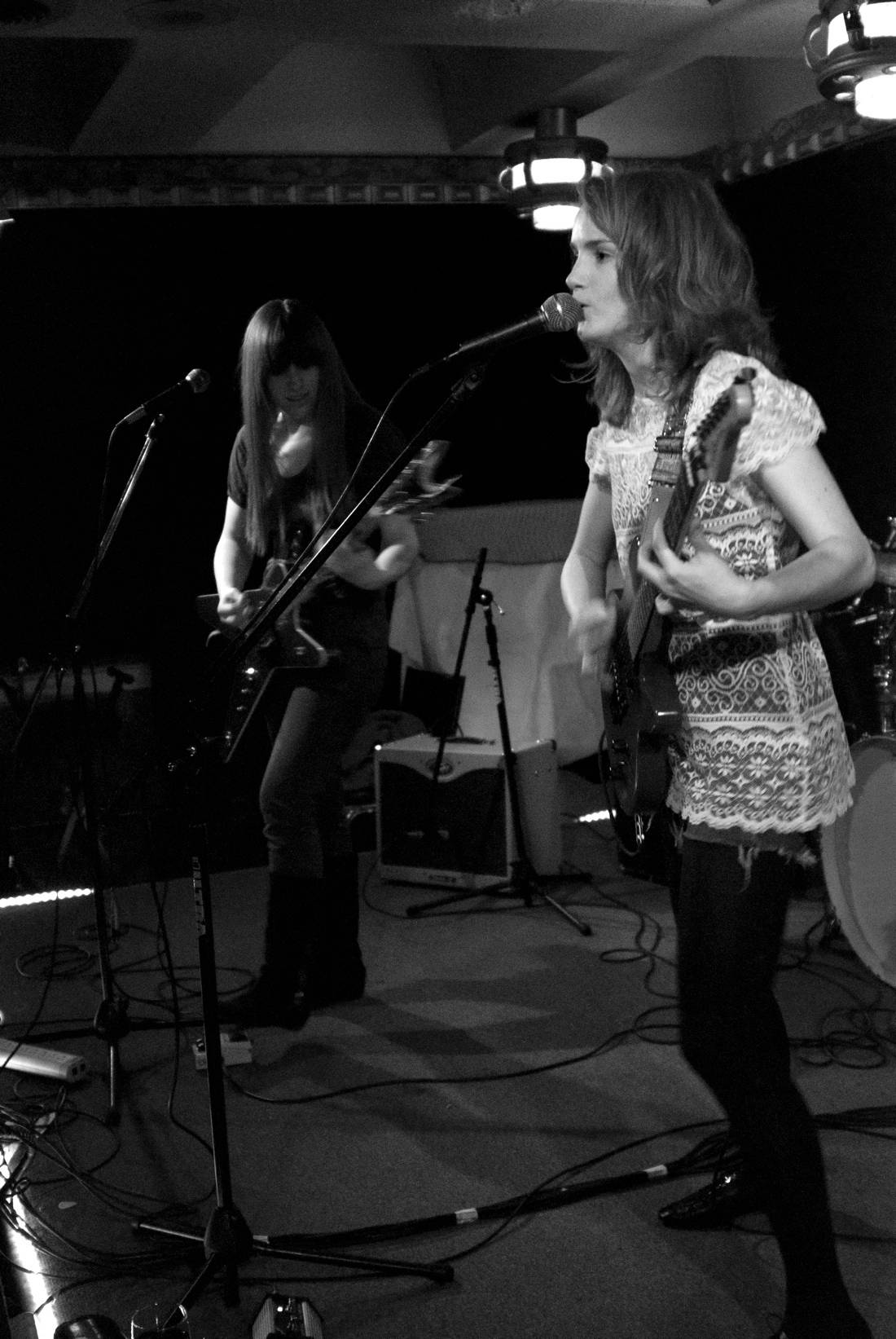 Nightwood band concert photo