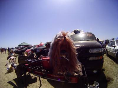 Special BBQ Camping at Coachella 2010