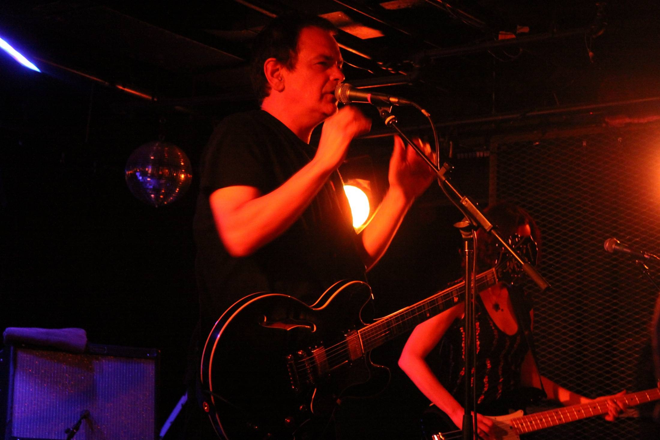 The Wedding Present at the Biltmore Cabaret photo