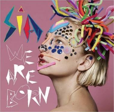 Sia We Are Born album cover