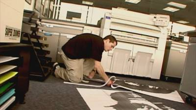 Shepard Fairey in 2000 (from Exit Through the Gift Shop)