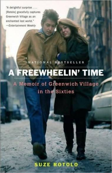 A Freewheelin' Time by Suze Rotolo book cover