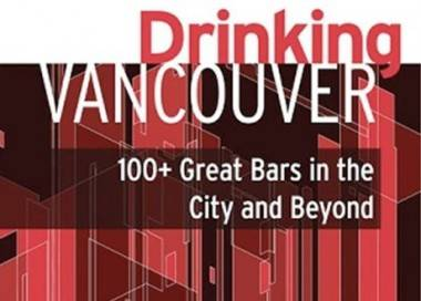 Drinking Vancouver by John Lee book cover