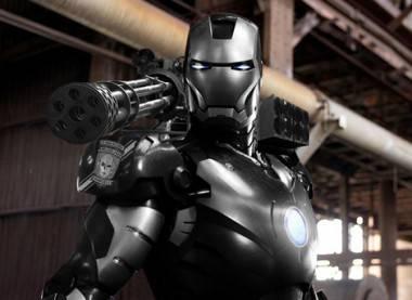 War Machine in Iron Man 2 movie image