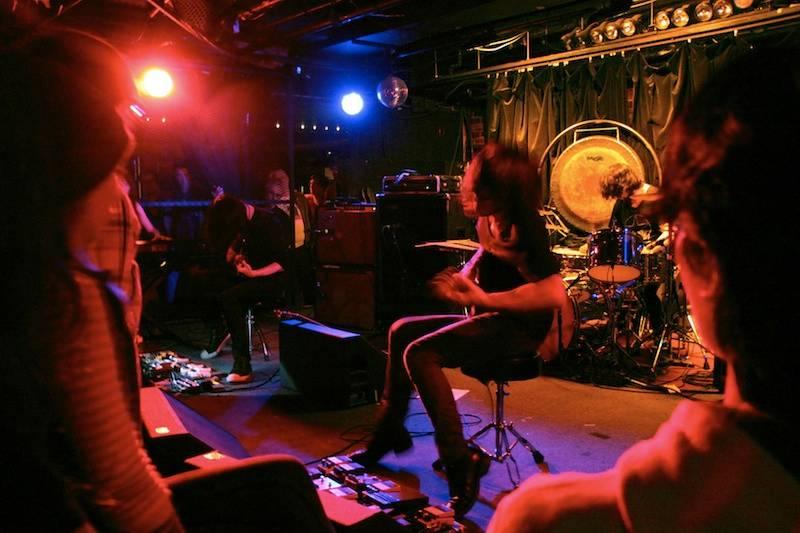 Mono band Biltmore Cabaret Vancouver