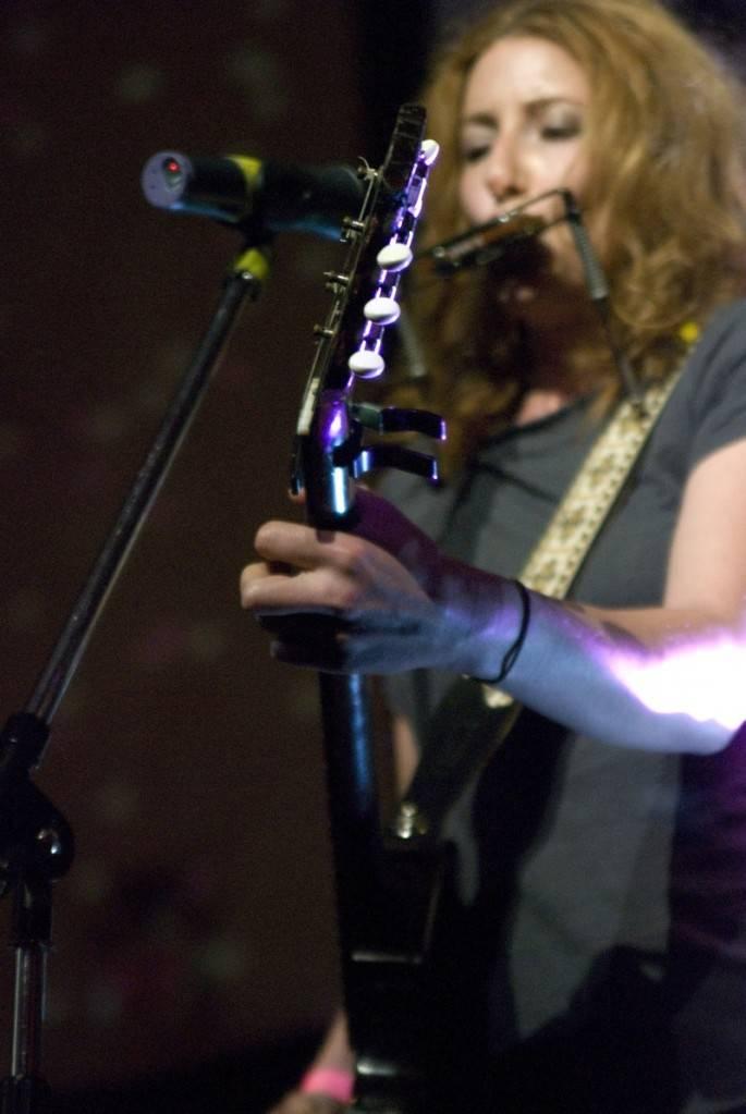 Kathleen Edwards photo Toronto 2010