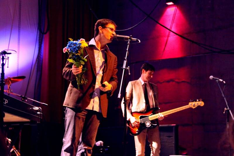 The Mountain Goats at the Rickshaw Theatre photo
