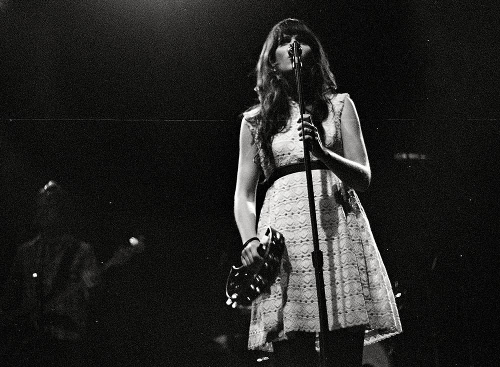Zooey Deschanel She & Him photo Toronto