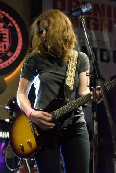 Kathleen Edwards at North by Northeast 2010 photo