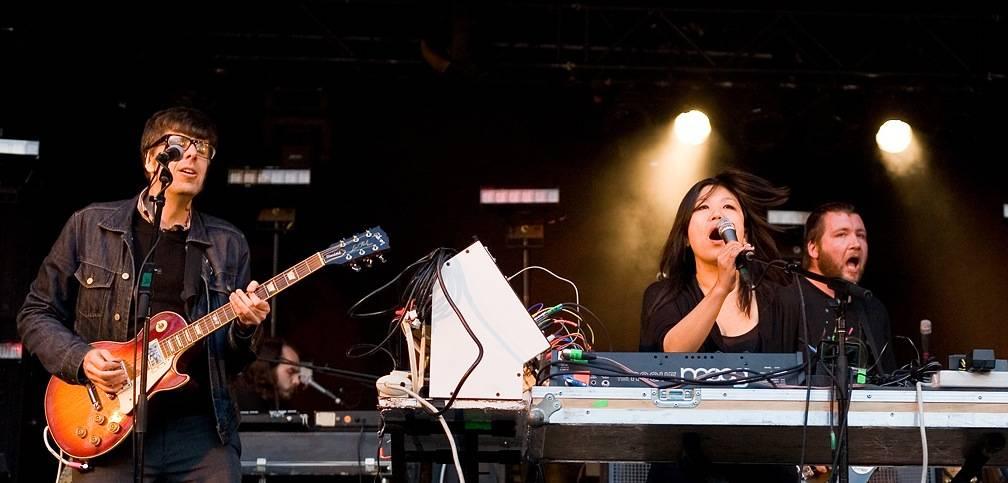 LCD Soundsystem at Malkin Bowl,a Vancouver, May 31 2010. Jason Statler photo