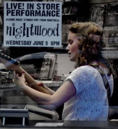 Nightwood band photo