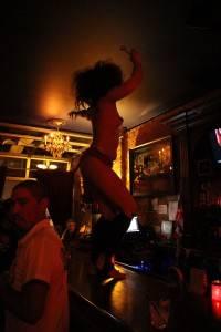 burlesque dancer NXNE
