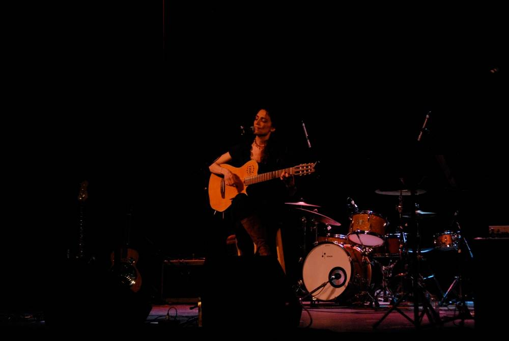 Neema at the West End Cultural Centre, Winnipeg, July 6 2010. Vimala Jeffrey-Howe photo