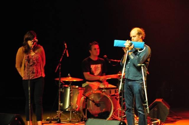 Bonnie 'Prince' Billy at the Rickshaw Theatre, Aug 11 2010. Fainne Martin photo