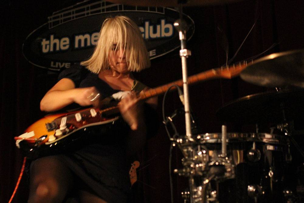 Joy Formidable austere video