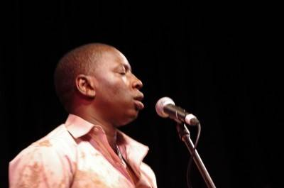 Vieux Farka Toure at the West End Cultural Centre, Winnipeg, Aug 4 2010. Michelle Slota photo