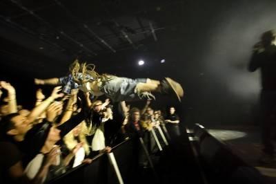 Matisyahu concert photo