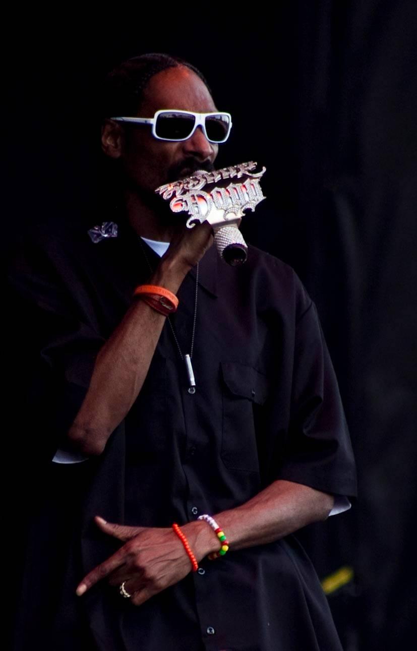 Snoop Dogg at Osheaga