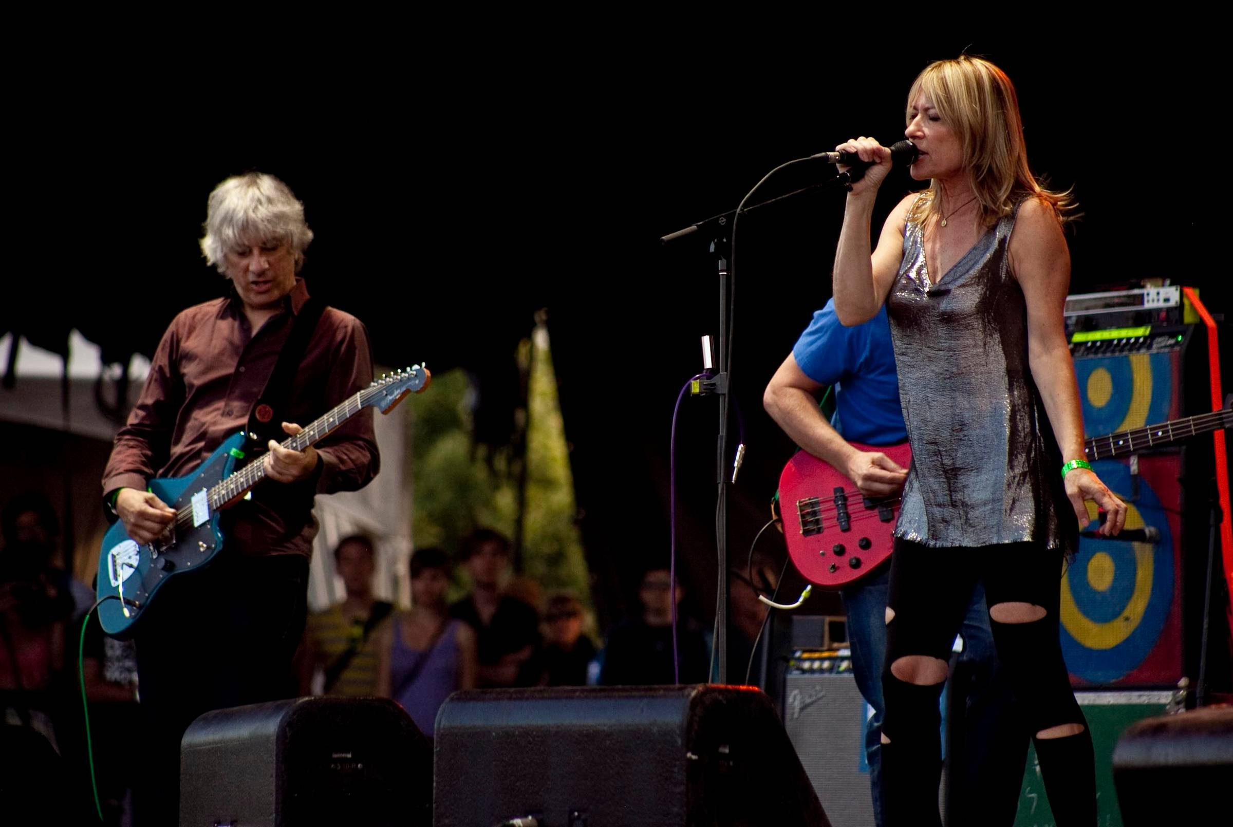 Sonic Youth at Osheaga 2010
