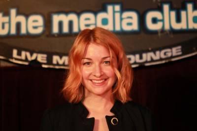 Kate Miller-Heidke at the Media Club, Vancovuer, Sept 27 2010. Skot Nelson photo