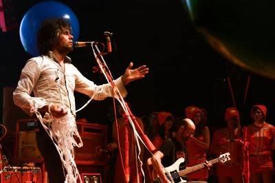 The Flaming Lips at the Burton Cummings Theatre, Winnipeg, Sept 21 2010. Steph Willer photo