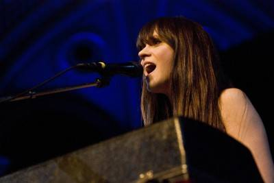 She & Him at the Orpheum, Oct 24 2010. Jade Dempsey photo