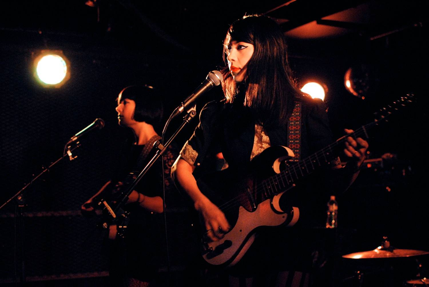 Dum Dum Girls at the Biltmore Cabaret Vancouver