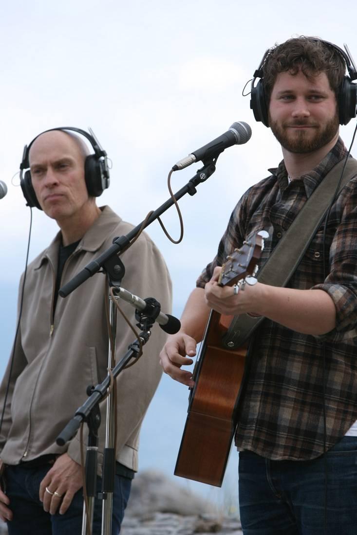 John Mann and Dan Mangan.