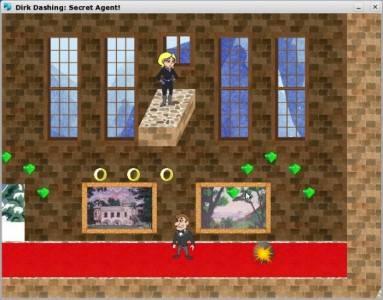 Dirk Dashing (My Game Company).