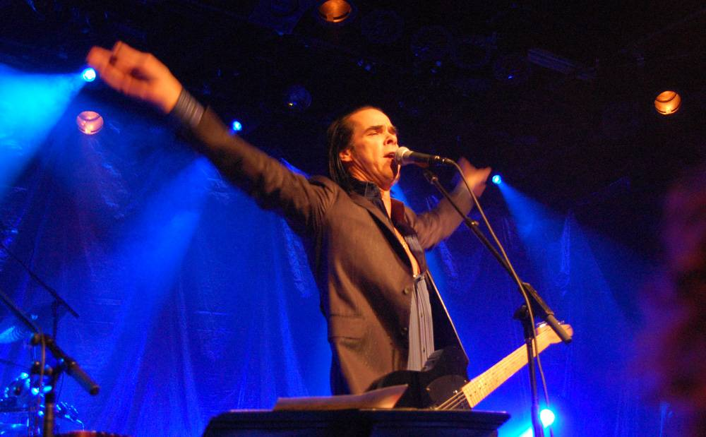 Grinderman at the Commodore, Nov 26 2010. Raoul Fernandes photo