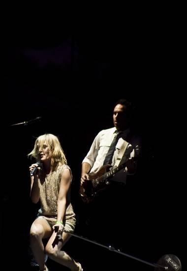 Metric at Osheaga Festival Musique et Arts, Montreal, Aug 1 2010.