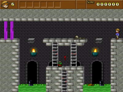 Midnight Mansion 2: Haunted Hills by ActionSoft.