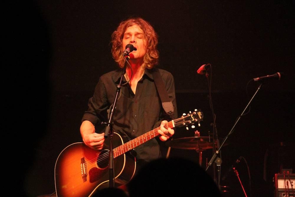 Brendan Benson at Venue, Dec 10 2010. Robyn Hanson photo