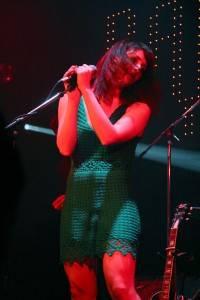 Hannah Georgas Venue Vancouver concert photo