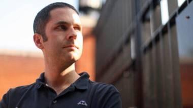 Author Tom Rachman